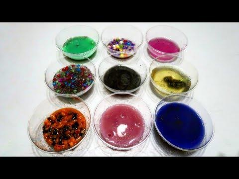 Colectia Mea De Slime - Amestec Mai Multe Slime-uri #SlimeSmoothie