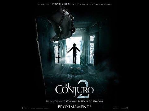 """Trailer de la película """"El conjuro 2"""""""