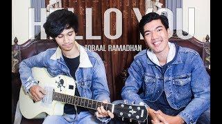 Iqbaal Ramadhan - Hello You - Ost Teman Tapi Menikah (ARnB music Cover)