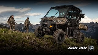 6. Can-Am 2016 Defender - In Depth