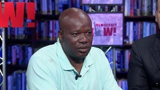 https://democracynow.org - Jean Montrevil came to the U.S. from Haiti with a green card in 1986 at the age of 17, but a mistake he...