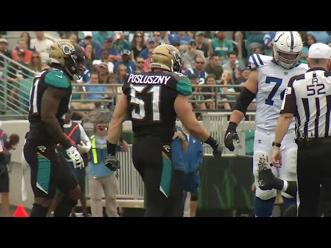 Posluszny's retirement chance to say 'thanks'