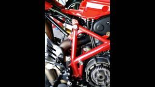 8. Ducati 1098 Strange noise