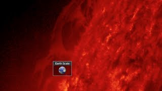 Solar Pole Flip, Solar Tornados, Spaceweather | S0 News Sept 30, 2014