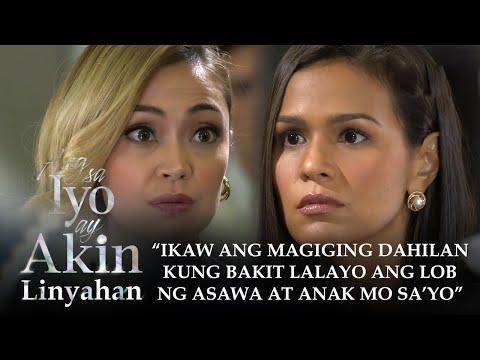 Ang Sa Iyo Ay Akin Linyahan | Episode 108