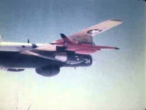 F 1989 Ryan Model 124/166 Firebee Dron UAV