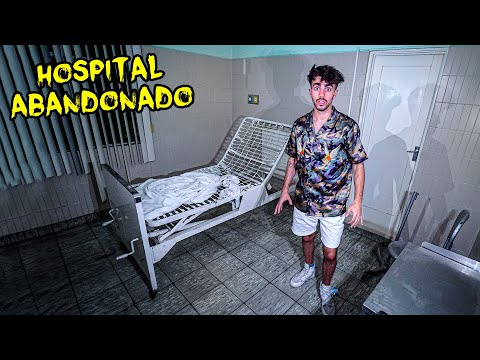 VISITE UN HOSPITAL INFANTIL ABANDONADO 💀 (mala decisión)