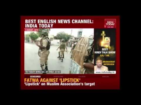 Best English News Channel: India Today