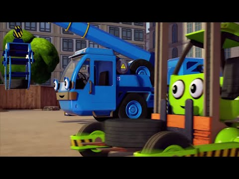 Bob the Builder US : Training Day 🌟 New Episodes HD | Compilation | Kids Cartoon