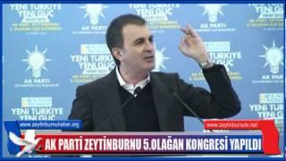Ak Parti Zeytinburnuİlçe Başkanı Bahattin Ünver 3'üncü Kez Seçildi
