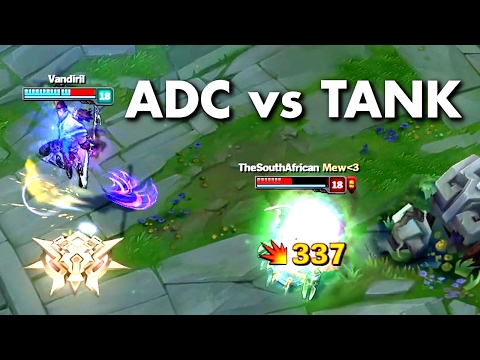 ADC vs TANK in 2017