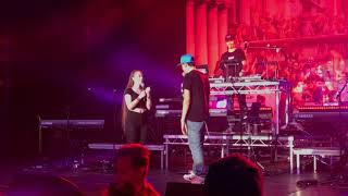 Video Logic brings up fan on stage in Sweden, see what happens!!! MP3, 3GP, MP4, WEBM, AVI, FLV Oktober 2018