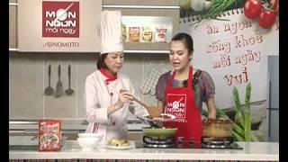 Món Ngon Mỗi Ngày - Canh hến dưa cải