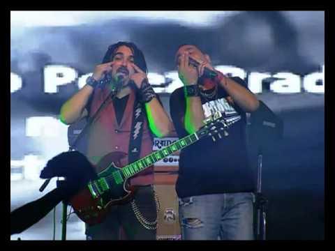 Kapanga video La crudita - Luna Park 2015 - 20 Años