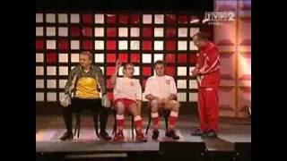 Skecz, kabaret = Ani Mru Mru i Kabaret Moralnego Niepokoju - Mecz piłkarski