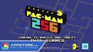 [iOS Game]Chạy vô hạn cùng  Pac Man 256 - AppStoreVn, tin công nghệ, công nghệ mới