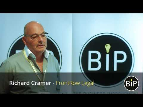 Richard Kramer Frontrow legal