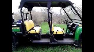 1. John Deere Gator 825i S4 Review