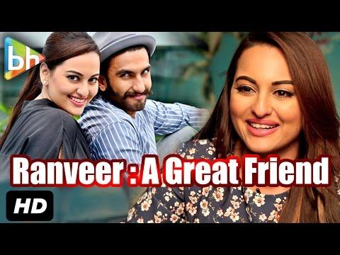 Ranveer Singh Has Always Been A Great Friend Says