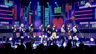 Video [예능연구소 직캠] 트와이스 BDZ (Korean Ver.) @쇼!음악중심_20181117 BDZ (Korean Ver.) TWICE in 4K MP3, 3GP, MP4, WEBM, AVI, FLV Maret 2019