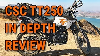 1. CSC TT250 In-Depth Review - Everything You Need to Know!