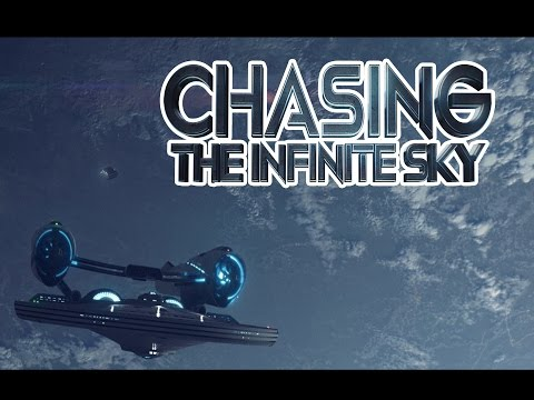 Watch This  Chasing The Infinite Sky  New Star Trek Short Fan