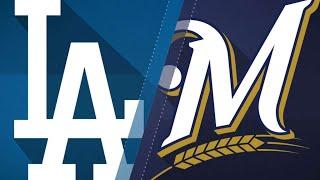 3-run 6th, bullpen lift Brewers to 4-2 win: 7/21/18