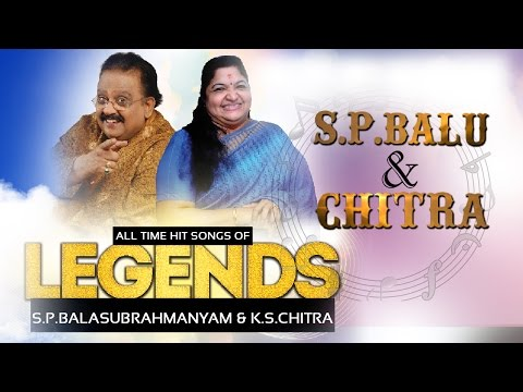 S P Balu & Chitra Telugu Hit Songs || Video Jukebox