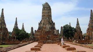 タイの寺院ワットチャイワッタナーラーム