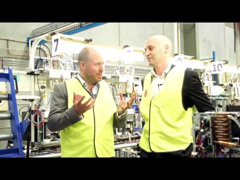 Billi Factory Tour with Rob Sinclair