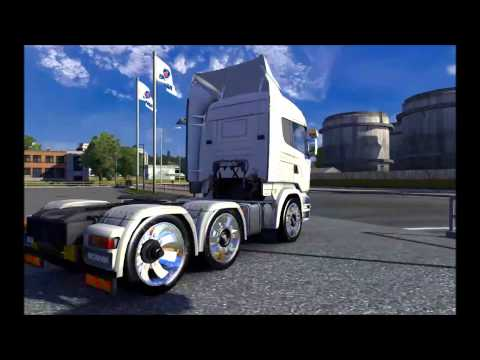 Scania Stax wheels for all trucks