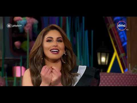 """مي سليم: سعيدة بظهوري الخاص مع عادل إمام في """"عوالم خفية"""""""