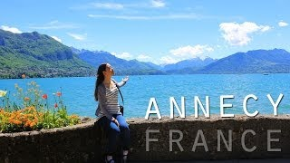 Annecy France  city photos gallery : FRANCE VLOG | ANNECY