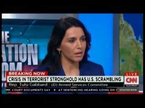 Tulsi Gabbard-CNN-terror threats
