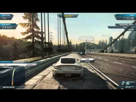 need for speed most wanted pc mod