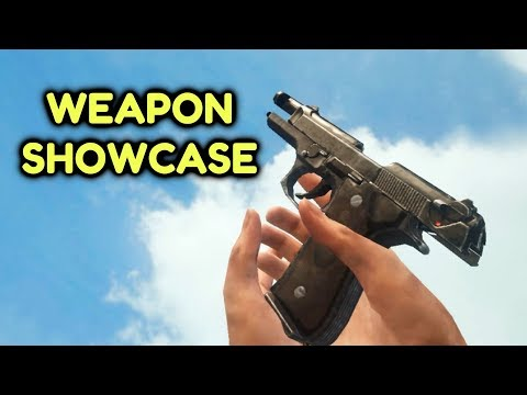 PUBG Mobile - ALL WEAPONS Showcase