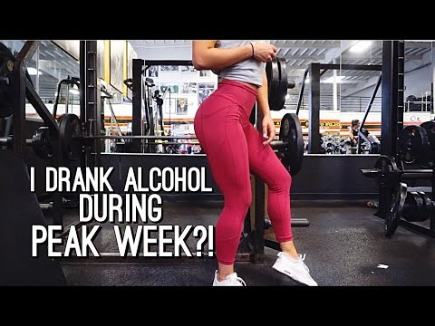 I Drank Alcohol During Peak Week?! | 5 Days Out. | Ep. 65