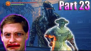 Subscribe For Daily DARK SOULS 3 videos! https://www.youtube.com/user/codprodigyx Definitely more cautious after that last episode lol Check out my previous ...