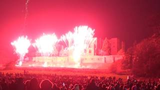 Kenilworth Castle Firework Display