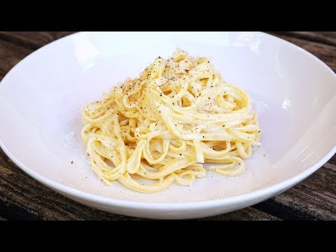 Cooking In Italy - Creamy Lemon Pasta