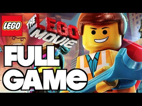 videogame - The LEGO Movie Videogame - FULL GAME Complete Gameplay Walkthrough Let's Play - Click here to subscribe! ▻ http://goo.gl/5twzMW If you liked this you might a...