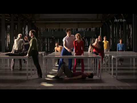 Dance - One Flat Thing, Reproduced (William Forsythe, 2000)
