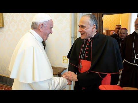 Βατικανό: Συνάντηση Πάπα με Αμερικανούς επισκόπους με θέμα τα σεξουαλικά σκάνδαλα…