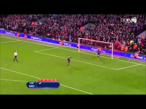 EPIC penals: Liverpool 2-2 (Pen 14-13) Middlesbrough HD