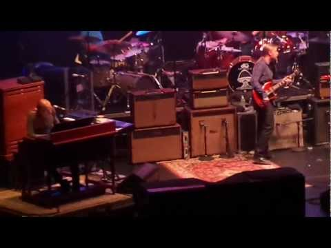 Allman Brothers Whipping Post 03/17/13, Beacon Theatre