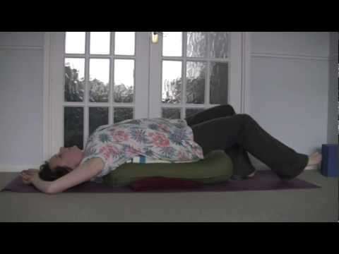 Yoga for a healthy menstrual cycle and fybroids