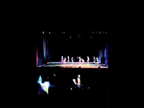 Santo Angelo em Dança - Contagem Regressiva (Estúdio de Dança André Jacques)