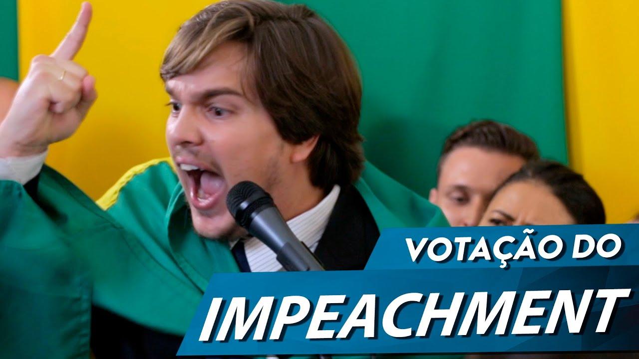 Parafernalha - Votação do impeachment
