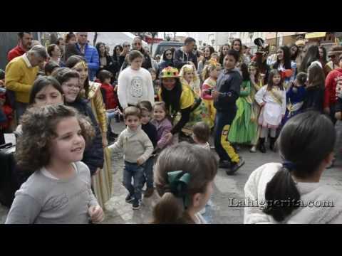 Domingo Piñata en Isla Cristina