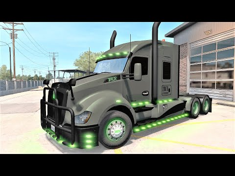 Kenworth T680 The General 22.04.20 1.37.x